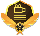Médaille du scénario