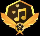 Médaille de la musique