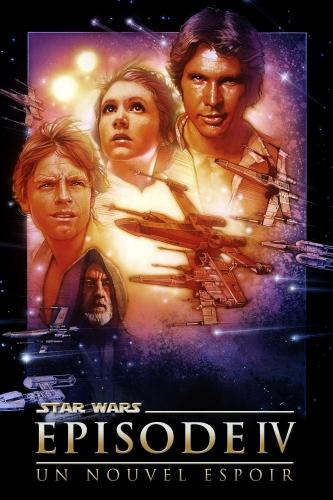 Star Wars Episode Iv Un Nouvel Espoir La Guerre Des Etoiles L Ecran