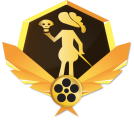Médaille du jeu d'acteur