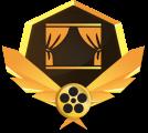 Médaille de la mise en scène